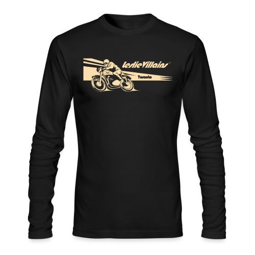 LESLIEVILLAIN CAFE 2 - Men's Long Sleeve T-Shirt by Next Level