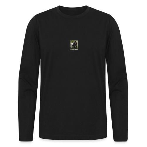 flx out louiz - Men's Long Sleeve T-Shirt by Next Level