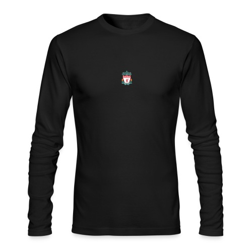 Logo LiverpoolFC - Men's Long Sleeve T-Shirt by Next Level