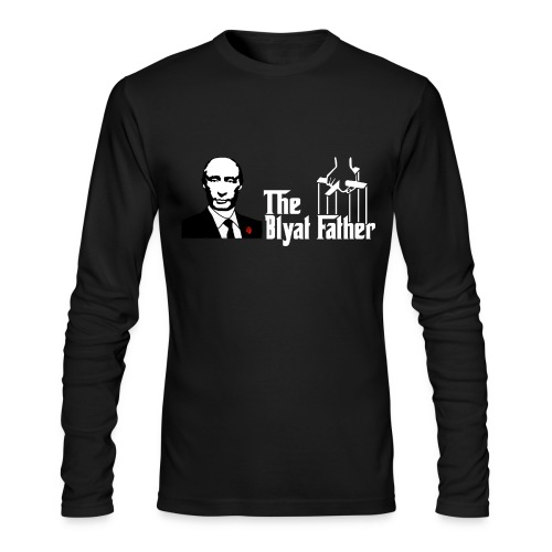 The Blyat Father - Men's Long Sleeve T-Shirt by Next Level
