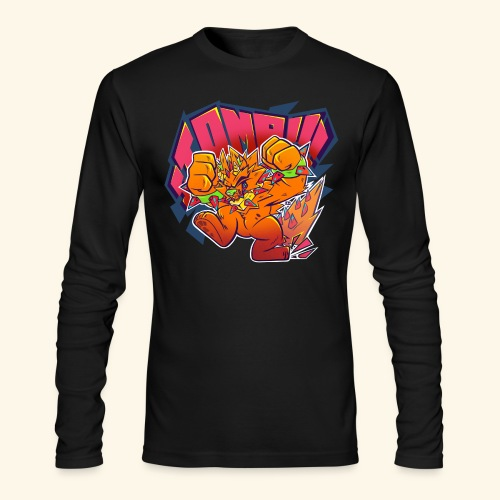 - Stomp Stomp Stomp - - Men's Long Sleeve T-Shirt by Next Level