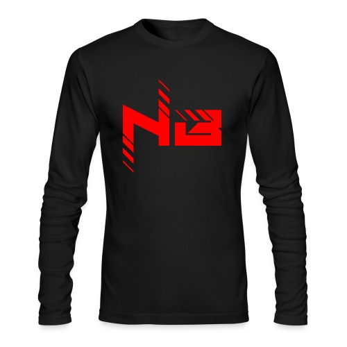 NB Awesomeness 2.0 - Men's Long Sleeve T-Shirt by Next Level