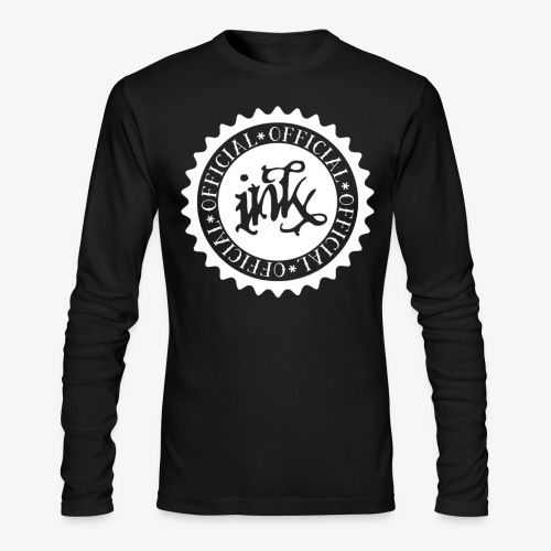 official white - Men's Long Sleeve T-Shirt by Next Level
