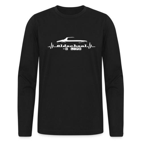 hq life - Men's Long Sleeve T-Shirt by Next Level