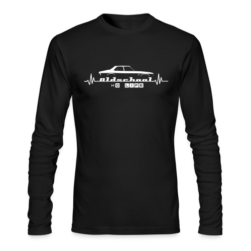 hq 4 life - Men's Long Sleeve T-Shirt by Next Level