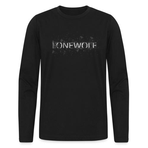 LoneWolf - Men's Long Sleeve T-Shirt by Next Level