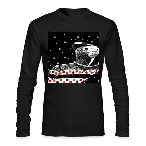 Not so ugly Christmas Tee   Jumper - Men's Long Sleeve T-Shirt by Next Level