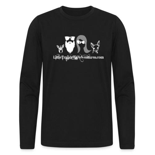 LTBA Head Shots - Men's Long Sleeve T-Shirt by Next Level