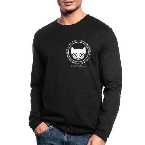 BF BADGE - Men's Long Sleeve T-Shirt by Next Level