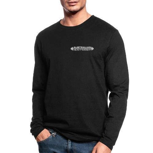 Australian Heavyweight - Men's Long Sleeve T-Shirt by Next Level