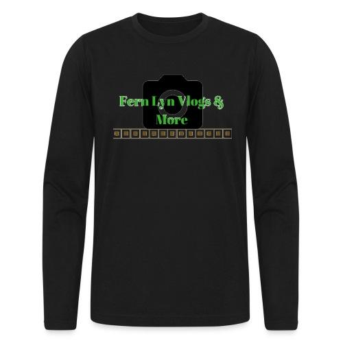Fern Lyn Vlogs & More - Men's Long Sleeve T-Shirt by Next Level