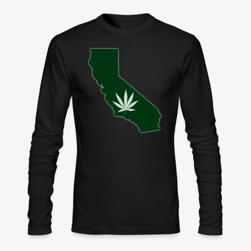 weed - Men's Long Sleeve T-Shirt by Next Level