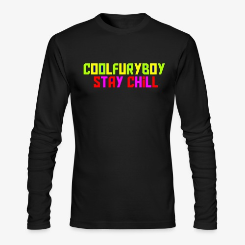 CoolFuryBoy - Men's Long Sleeve T-Shirt by Next Level