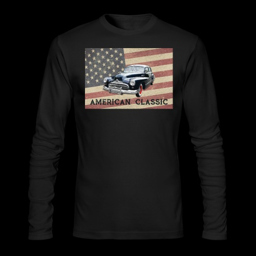 Classic Buick - Men's Long Sleeve T-Shirt by Next Level