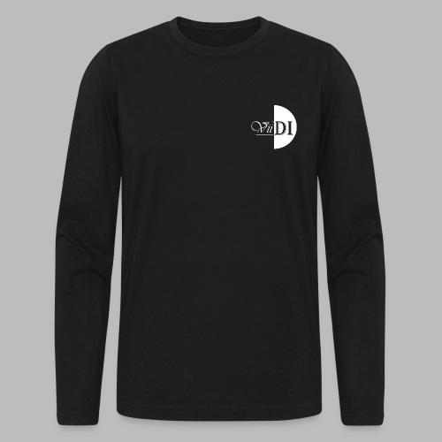 White_Vii'DI - Men's Long Sleeve T-Shirt by Next Level