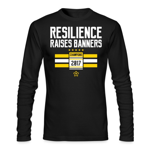 resilience - Men's Long Sleeve T-Shirt by Next Level