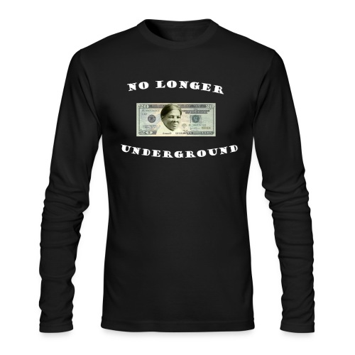 No longer Underground - Men's Long Sleeve T-Shirt by Next Level