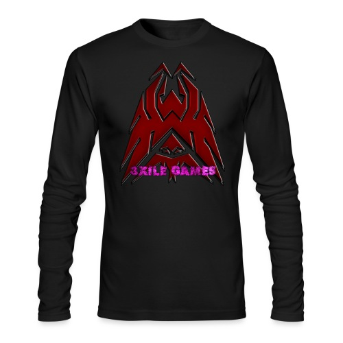3XILE Games Logo - Men's Long Sleeve T-Shirt by Next Level