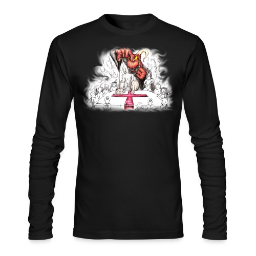 the cruisades - Men's Long Sleeve T-Shirt by Next Level