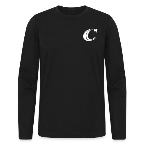 Julian Requiem Shirt - Men's Long Sleeve T-Shirt by Next Level