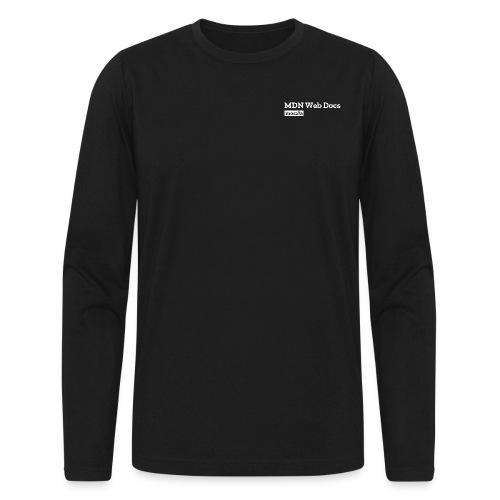 MDN Web Docs - Men's Long Sleeve T-Shirt by Next Level