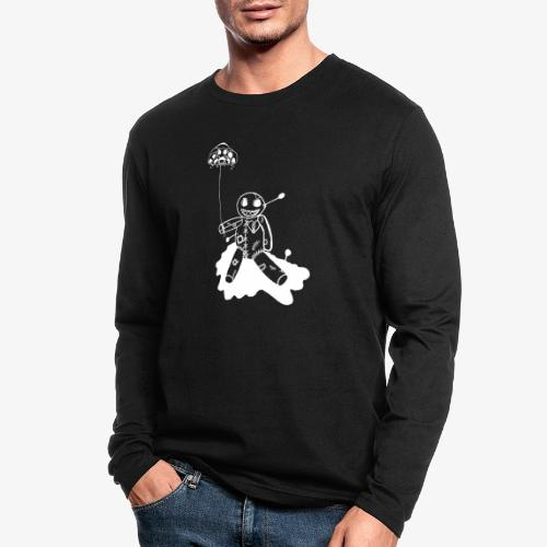 voodoo inv - Men's Long Sleeve T-Shirt by Next Level