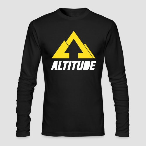 Empire Collection - Yellow - Men's Long Sleeve T-Shirt by Next Level