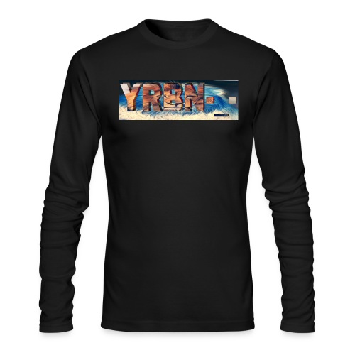 YRBN'S Merch - Men's Long Sleeve T-Shirt by Next Level