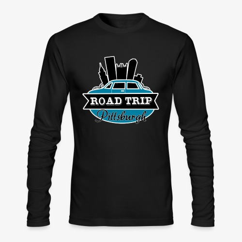 road trip - Men's Long Sleeve T-Shirt by Next Level