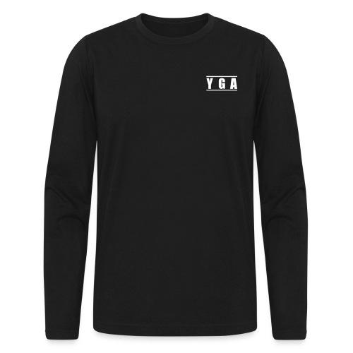 yga - Men's Long Sleeve T-Shirt by Next Level