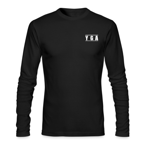 yga - Men's Long Sleeve T-Shirt by Next Level