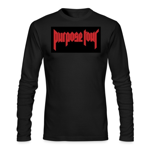 purpose - Men's Long Sleeve T-Shirt by Next Level