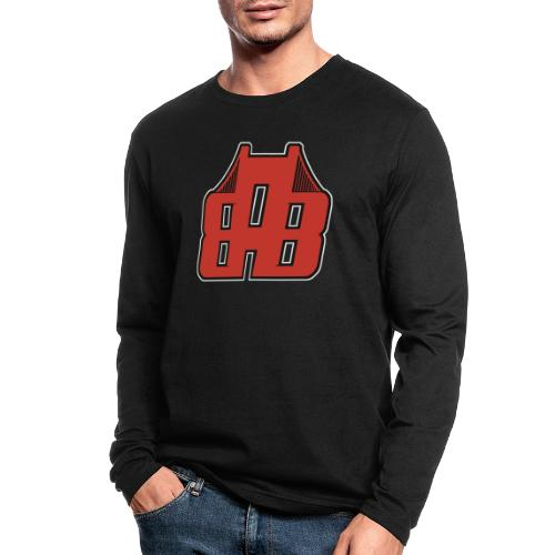 Bay Area Buggs Official Logo - Men's Long Sleeve T-Shirt by Next Level
