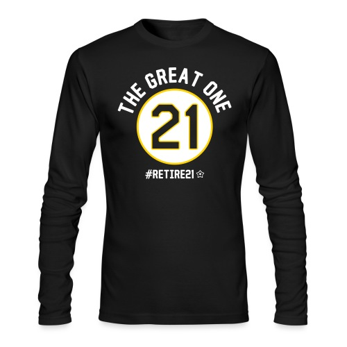 great21 - Men's Long Sleeve T-Shirt by Next Level