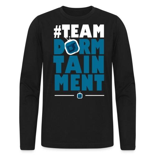 teamdt - Men's Long Sleeve T-Shirt by Next Level