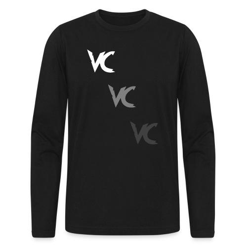 V3L0C1TY Logo Mugs & Drinkware - Men's Long Sleeve T-Shirt by Next Level