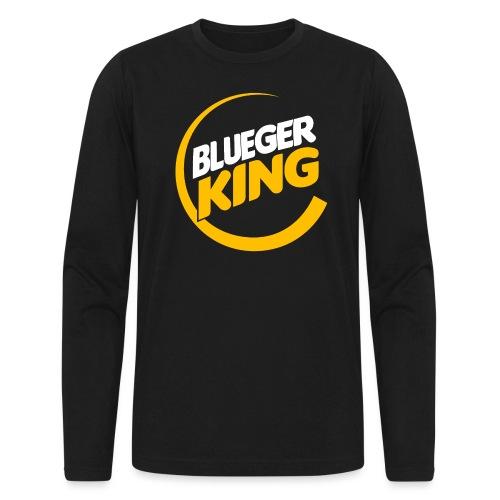 Blueger King - Men's Long Sleeve T-Shirt by Next Level