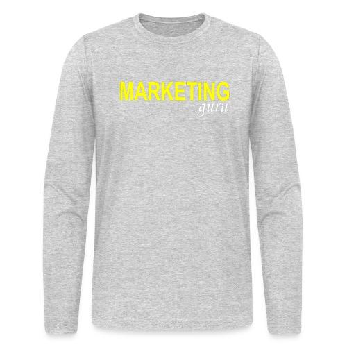 Marketing Guru - Men's Long Sleeve T-Shirt by Next Level