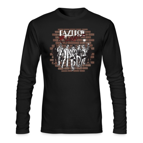 East Row Rabble - Men's Long Sleeve T-Shirt by Next Level
