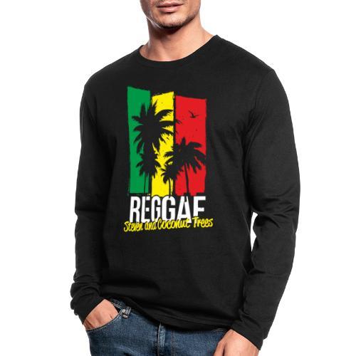 reggae - Men's Long Sleeve T-Shirt by Next Level