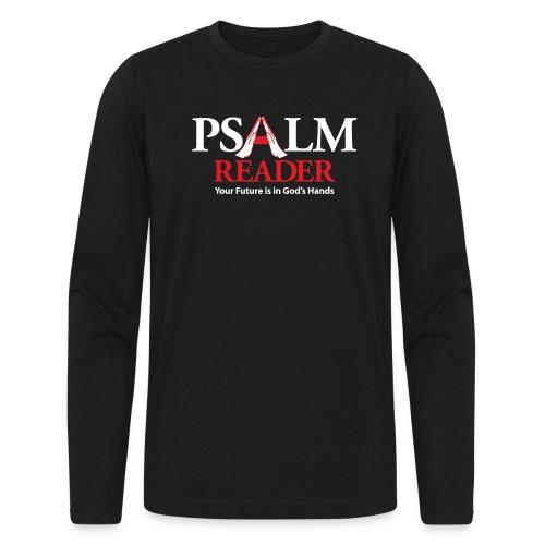 Psalm Reader - Men's Long Sleeve T-Shirt by Next Level