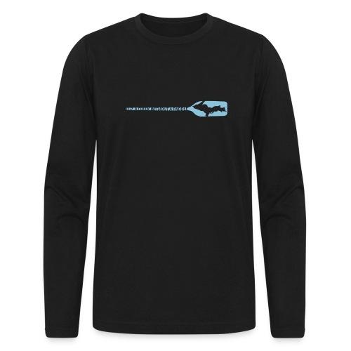 U.P. a Creek - Men's Long Sleeve T-Shirt by Next Level