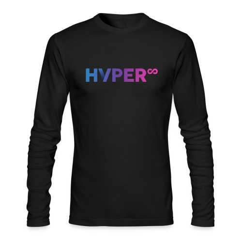 HVPER - Men's Long Sleeve T-Shirt by Next Level