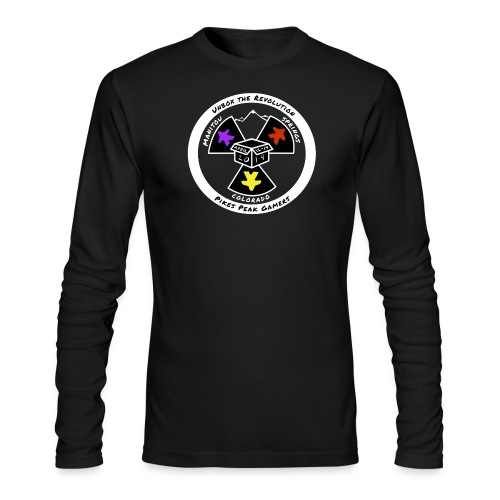 Pikes Peak Gamers Convention 2019 - Clothing - Men's Long Sleeve T-Shirt by Next Level