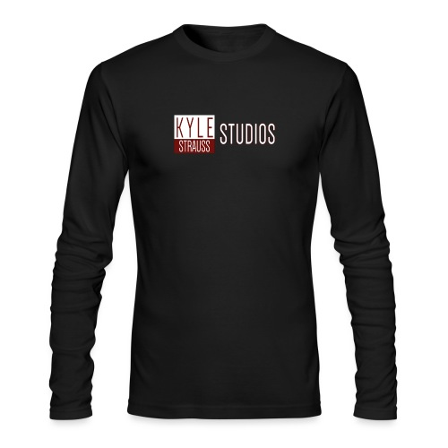 Logo - Men's Long Sleeve T-Shirt by Next Level
