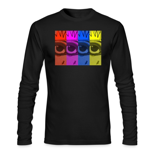 Eye Queen - Men's Long Sleeve T-Shirt by Next Level