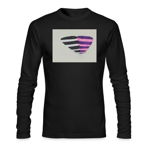 Jordayne Morris - Men's Long Sleeve T-Shirt by Next Level