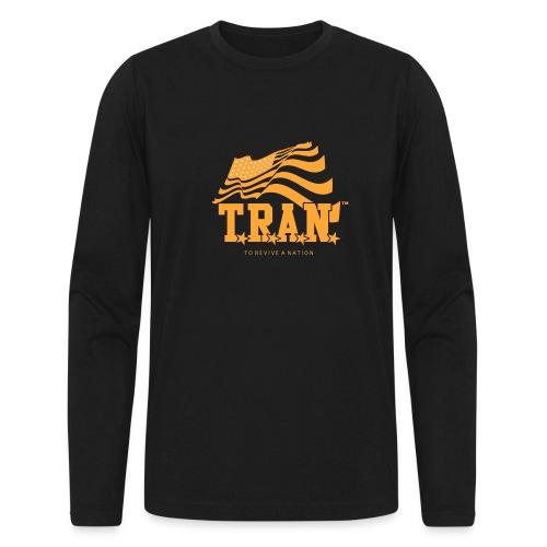 TRAN Gold Club - Men's Long Sleeve T-Shirt by Next Level