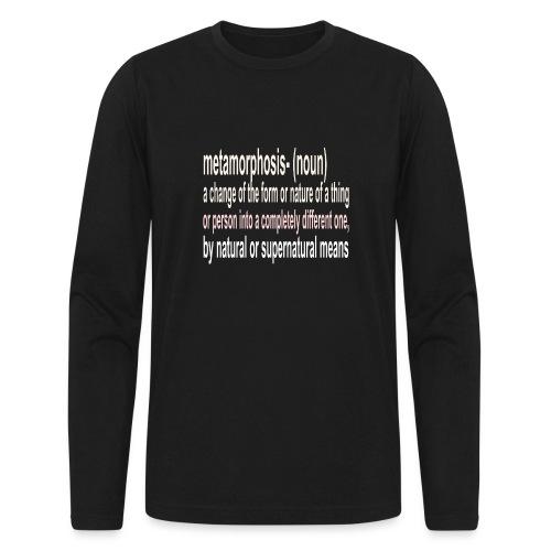 Metamorphosis - Men's Long Sleeve T-Shirt by Next Level