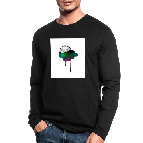 rain season - Men's Long Sleeve T-Shirt by Next Level